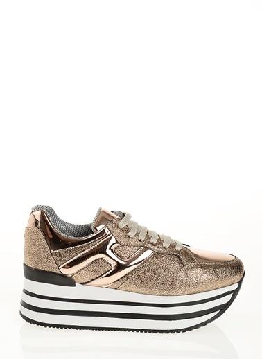 Derigo Platform Ayakkabı Somon